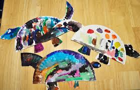 paper plate dinosaur craft kids activities saving money home