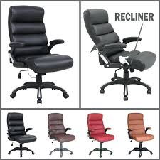 desk chairs reclining office chairs ebay glamorous chair with