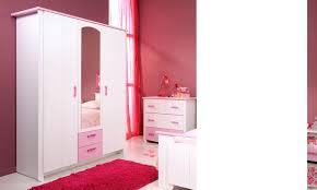 armoire chambre fille grande armoire pour fille pas chère