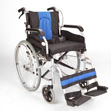 self propel wheelchair with handbrakes ecsp01 18 fenetic wellbeing