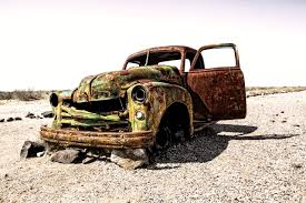 rusty car photography travel photography by david lazarus