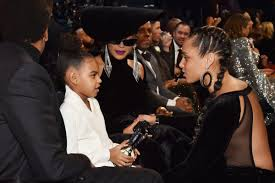 Blue Ivy Meme - wait til we get home blue ivy stole the show at the grammys and