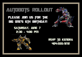 transformers birthday energy and science themed boys transformer birthday party