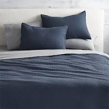 Cb2 Duvet Rosa Beltran Design High Contrast Neutrals Bedding Shopping Guide