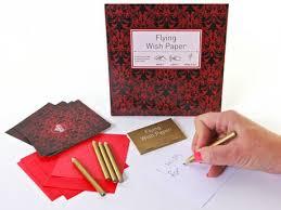 wishing paper flying wish paper the grommet