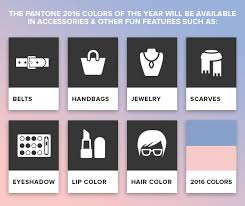 pantone 2016 colors how to wear the pantone 2016 colors of the year