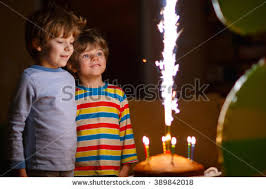 party candles fireworks fireworks birthday stock images royalty free images vectors