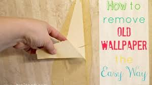 clever design ideas wall paper removal wallpaper solution tips