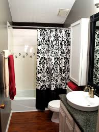 Teen Bathroom Decor Accessories Terrific Black And White Bathroom Ideas Retro