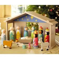 wooden nativity set 33 best nativity images on nativity sets christmas