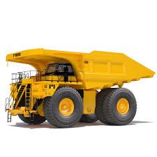 dump truck mining rigid dumptruck 793d cgtrader