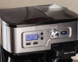 hamilton beach flexbrew 2 way coffee maker model 49983