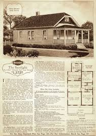 california bungalow sears modern homes