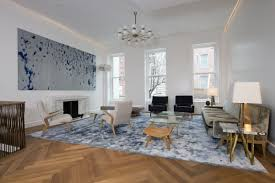 Posh Interiors by Ryan Seacrest Is Renting A Posh Lenox Hill Townhouse For 75k