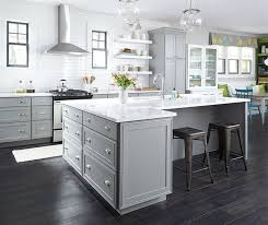 gray kitchen cabinets light gray kitchen cabinets decora cabinetry