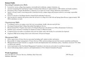 Bookkeeping Job Description Resume by Job Skills To Put On A Resume My Someday Career And A Better
