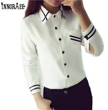 bow tie blouse plus size fashion bow tie white blouses chiffon turn