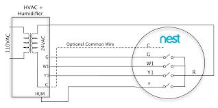 nest thermostat wire diagram gooddy org