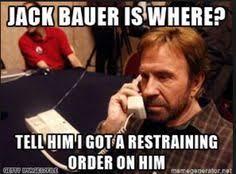Jack Bauer Meme - pin by joanna hsu ming on jack bauer memes pinterest memes