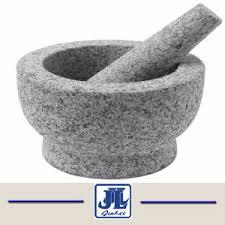 mortier de cuisine cheap de granit gris mortier et pilon de cuisine cheap de granit