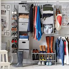 closet ideas for small spaces tips for organizing a small reach in closet hgtv s decorating