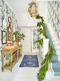 how to decorate a foyer in a home 100 country christmas decorations holiday decorating ideas 2017