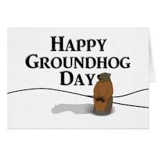 groundhog day cards happy groundhog day card
