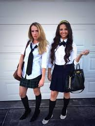 Halloween Costume Ideas College Girls Risky Business Simply Halloween Costume Fashion
