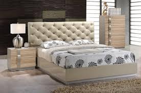 Exquisite Leather Luxury Platform Bed San Francisco California GFGRA - Bedroom furniture san francisco