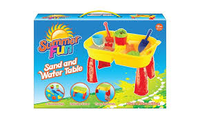 water table with cover up to 32 off my kid s sand and water table groupon