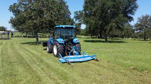 tow behind finish mowers