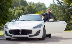 maserati granturismo white maserati granturismo sport debuts in london uk pricing announced