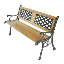 best choice products bcp outdoor patio garden bench image with