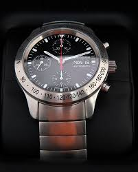 porsche design bracelet fsot lnib porsche design p u00276000 chronograph on bracelet 850