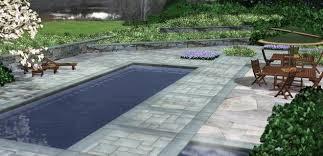 Pool Patio Design Swimming Pool Installation