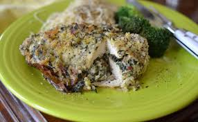 Chicken Breast Recipes For A Dinner Party - bacon spinach stuffed chicken breast small town woman