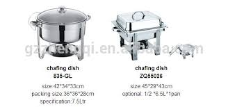 buffet equipment stainless steel double bowl soup warmer zq66035a