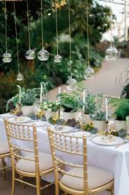 greenery wedding decor wisley venue hire botanical wedding decor