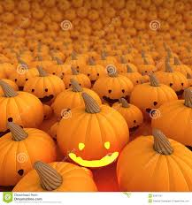 generic halloween background orange pumpkin on a white background stock photos image 34328753