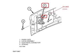 jeep liberty questions how do i open my rear hatch cargurus