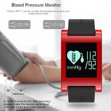 kaload dm68 ip67 waterproof fitness tracker blood pressure