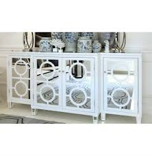white lacquer buffet cabinet 20 inspirations of white mirrored sideboard