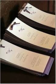 Wedding Ceremony Programs Diy 7 Steps To Make Your Own Diy Layered Wedding Programs My Someday