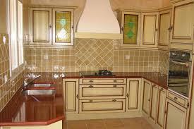 plan des cuisines cuisine lave emaillée sur mesure plan de cuisine carrelage