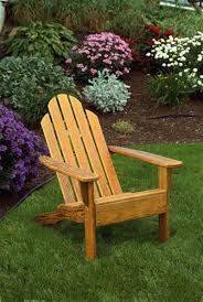 Chair In Garden Wood Outside Chairs Bedroom And Living Room Image Collections