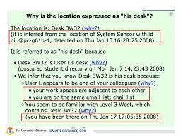 Pervasive Personalisation Of Location Information Personalised