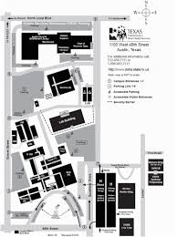 Ut Austin Campus Map by Commercial Parking And Special Events Mystery Parker Program