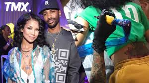 jhené aiko celebrates her divorce being finalized with a big sean