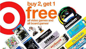 target pre black friday early black friday video game sale ends midnight