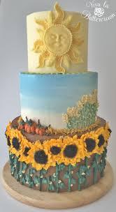 wedding cake harvest 9 harvest cakes fondant photo fall wedding cake fondant